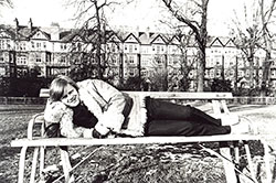 Aged 24, Parliament Hill Fields, London